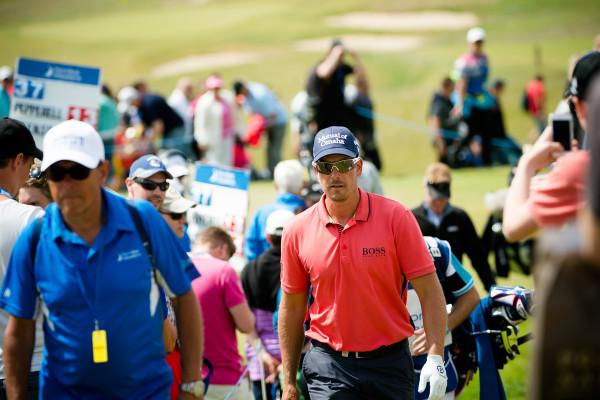 Nordea Masters 2014 på PGA National, Henrik Stenson i tätet.