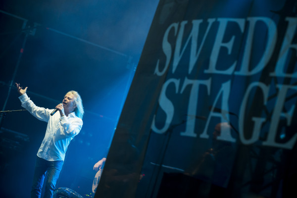 Uriah Heep (UK) at Sweden rock festival