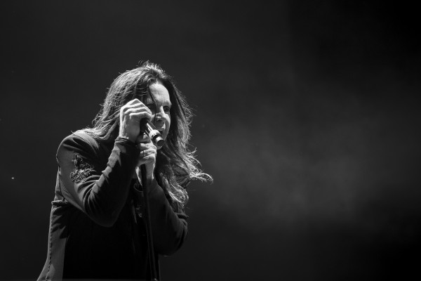 Black Sabbath (US) at Sweden rock festival