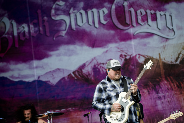 Black Stone Cherry (US) at Sweden rock festival