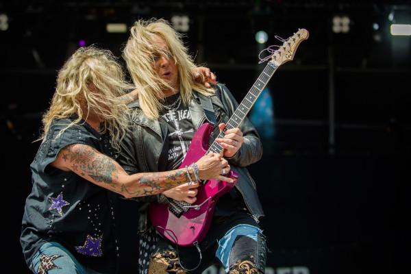 Danger Danger (US) at Sweden rock festival
