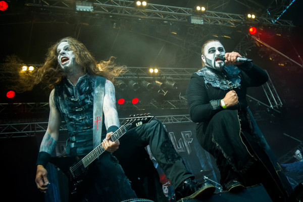 Powerwolf (D/ROM) at Sweden rock festival