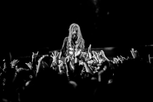Rob Zombie (US) at Sweden rock festival