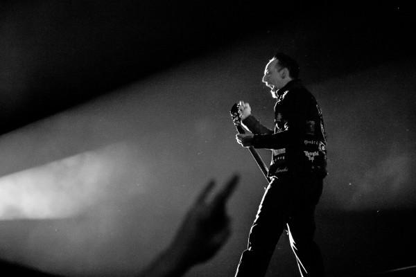 Volbeat (DK) at Sweden rock festival