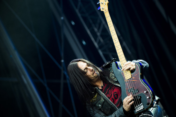WASP (US) at Sweden rock festival