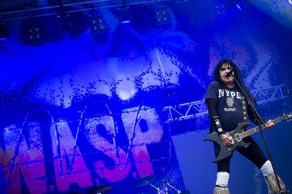 WASP (US) at Sweden rock festival