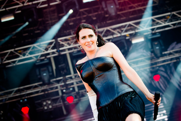Within Temptation (NL) at Sweden rock festival